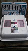 Инкубатор бытовой Рябушка Smart на 70 яиц (тэновый ручной аналоговый)