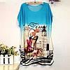 Женская футболка 7154, фото 4