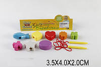 Шнуровка для малышей 3212 (фигурки для нанизывания)
