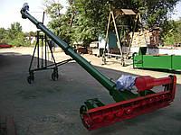Шнековый погрузчик (транспортер)  длиной L=3-16 м