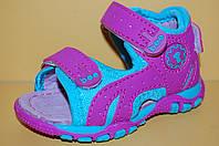 Детские сандалии ТМ Clibee код А-6-мб размеры 18-23