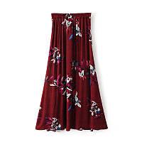 Яркая длинная юбка, фото 1