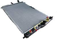 Радиатор охлаждения основной Ланос / Lanos 1,4 (2011) с кондиц АКПП Лузар, LRc04164b