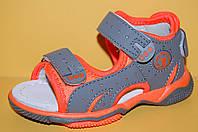 Детские сандалии ТМ Clibee код А-8-с размеры 25-30