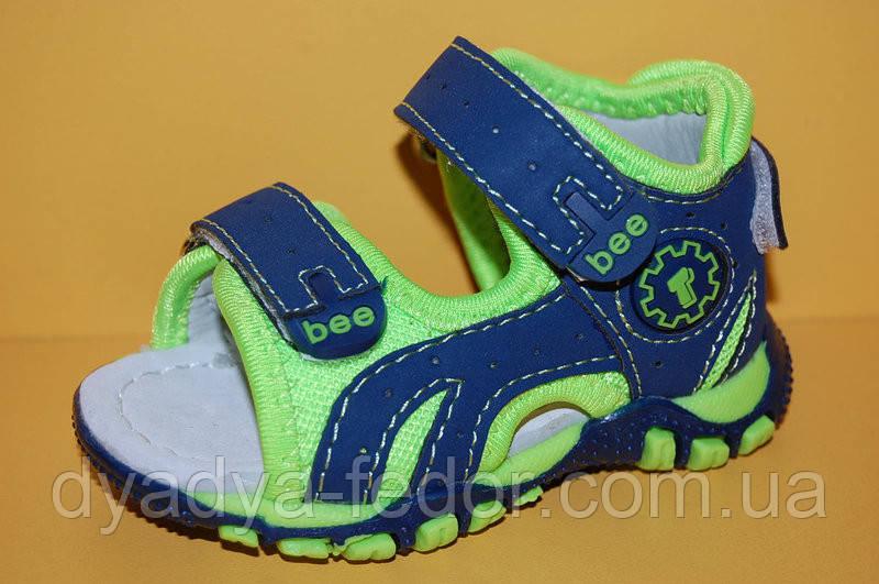 Детские сандалии ТМ Clibee код А-8 размеры 25-30