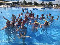 Черное море: детский лагерь