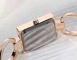 Женские часы золотистые, фото 3
