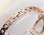 Женские часы золотистые, фото 4