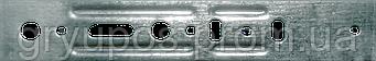 A_2007 Анк.пластина універс.без ПВ,0,9мм