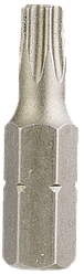 Біта зірковаTORX 1,5 25мм (ТО-15)