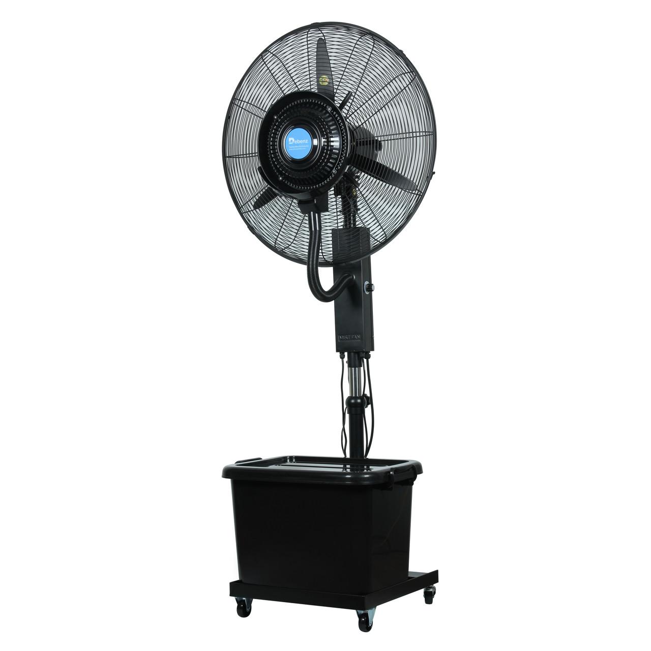 Вентилятор уличный с увлажнителем воздуха ALTAIR CF05
