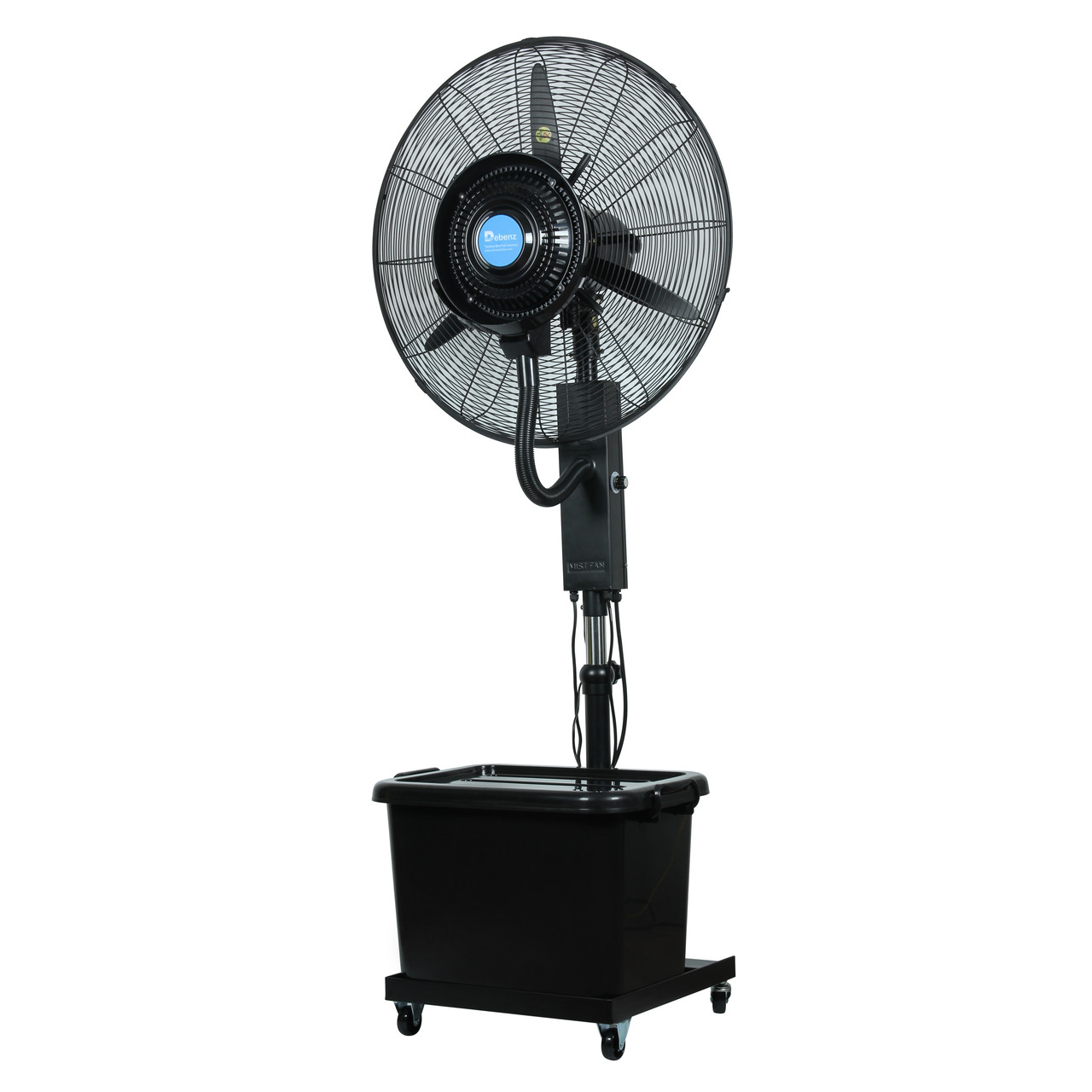 Вентилятор с увлажнителем воздуха ALTAIR MIST CF05