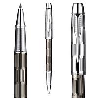 Ручка-роллер Parker IM Premium Custom Chiselled