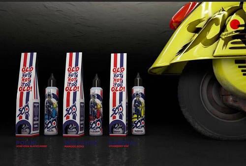 Премиум жидкость SCO MADNESS 50 мл