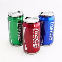 Спортивная термабанка Кока Кола 500 мл., фото 1