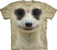 3-D футболка MEERKAT FACE