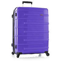 Чемодан Хейс Heys Helios compact Purple фиолетовый цвет размер М-L