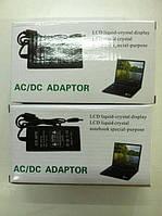 Адаптер 12V 6A T Пластик + кабель  (разъём 5.5*2.5mm)     .se