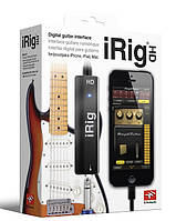 Аудиоинтерфейс для iOS IK MULTIMEDIA IRIG HD*