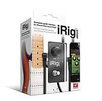 Аудиоинтерфейс в виде гитарной педали IK MULTIMEDIA IRIG STOMP