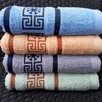 ЛИЦЕВОЕ махровое полотенце. Махровые полотенца фото 82-2, фото 1