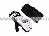 Перчатки для единоборств М4, кожа (M)