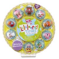 Набор с куклами КРОШКАМИ LALALOOPSY - СОЛНЕЧНЫЙ ДЕНЕК (10 фигурок)