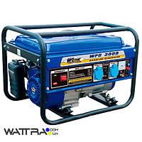Электрогенератор бензиновый WERK WPG 3000 (2.2квт) (1ф)