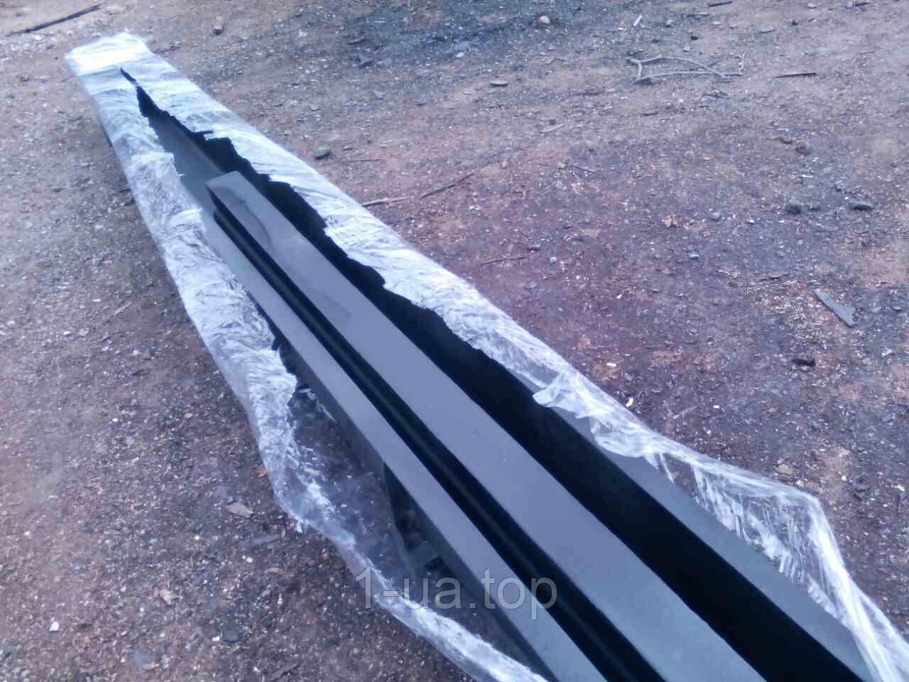 Форма железая для столба еврозаборного на 4 плиты 2,7м. От производителя