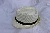 Шляпа мужская, купить оптом со склада, летняя, 3486 SH-0022