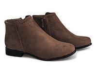 Короткие женские ботинки весна,осень