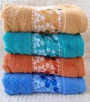 БАННОЕ махровое полотенце. Качество. Махровые полотенца оптом 84-1, фото 1