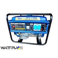 Электрогенератор бензиновый WERK WPG 6500 (5квт) (1ф)