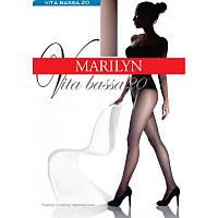 Marilyn Vita bassa 20 den Колготки с заниженной талией натуральные (visone), фото 1