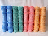 ЛИЦЕВОЕ махровое полотенце. Махровые полотенца фото 85-2, фото 1