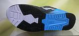 Мужские кроссовки Asics Gel Lyte 3 серые с голубым, размеры с 41 по 45, фото 5
