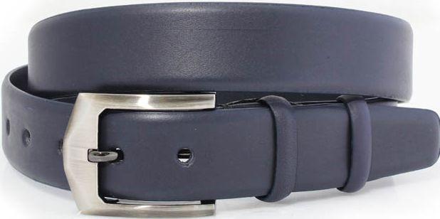 Купить Мужской ремень для брюк из натуральной кожи MYKHAIL IKHTYAR 6523