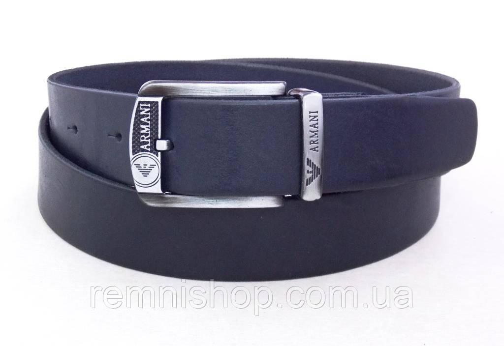 8984d1418c9e Ремень мужской кожаный темно-синий ARMANI : продажа, цена в Днепре. ремни и  пояса от ...