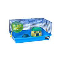 Клетка Pet Inn Alladin для мелких грызунов, 48х28,5х24 см