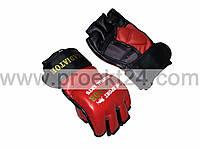 Перчатки для единоборств М2, кожа (М)