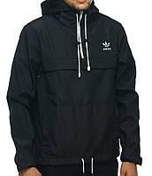 Анорак мужской Adidas черный