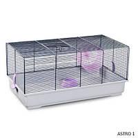 Клетка Pet Inn Astro 3 Fun для мелких грызунов, 57х38х45 см