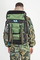 Туристический рюкзак 07VA зеленый