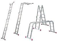 Лестница-трансформер 4х3 KRAUSE Corda