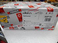"Диск тормозной передний Lanos 13"" Ferodo  DDF151"