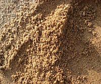 Песок строительный, овражный песок, купить в Киеве с доставкой и самовывозом из Борисполя