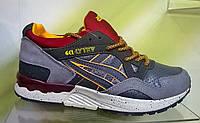 Мужские кроссовки Asics Gel Lyte 3 серый графит, с 41 по 45