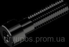DIN912 Гвинт М10х25 цил/гл 12.9 БП INB