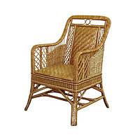 Кресло «Черниговчанка»  из лозы.