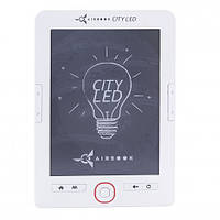 Электронная книга Airon AirBook City LED Gray (644766593132)